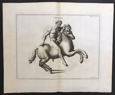 £120.65 • Buy Lot Of 15 Fifteen Antique Double Page 18th Century Engraving Ancient Rome
