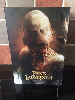£74.99 • Buy Neca Pans Labyrinth Pale Man.guillermo Del Toro Signature Collection 02