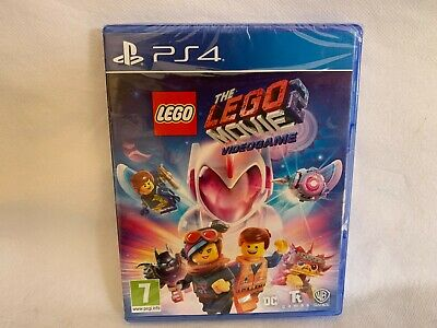 £11.99 • Buy The Lego Movie Ps4 Playstation 4 New Sealed