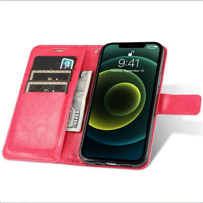 AU9.95 • Buy Case For Xiaomi POCO F1 F2 F3 M2 M3 X2 X3 Pro Magnetic Wallet Flip Leather Cover