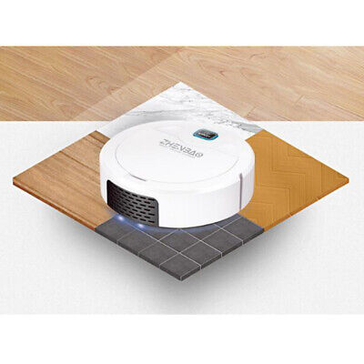 £14.14 • Buy 3.7V Auto Smart Robot Vacuum Cleaner Sweeping UV Sterilizer USB Rechargeable