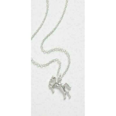 £3.45 • Buy Silver Plated Horse Necklace Bracelet Brooch Party Birthday Christening Racing
