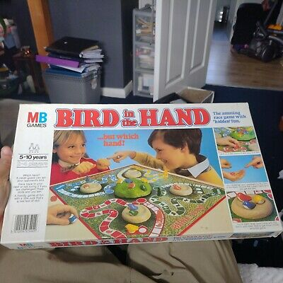 £7.99 • Buy Bird In The Hand Vintage MB Board Game 1984