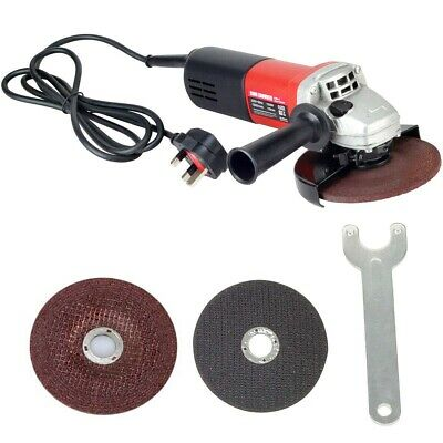 £36.99 • Buy 1200W Electric Angle Grinder 125mm 5  Heavy Duty Cutting Grinding Variable Speed