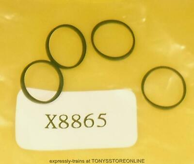 £4.55 • Buy Hornby Oo New Spares X8865 1x Pack Of 4 Traction Tyres  (10.5mm)