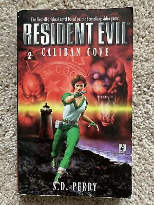 AU19.91 • Buy Caliban Cove Resident Evil By S. D. Perry Paperback Book RARE Hard To Find Book