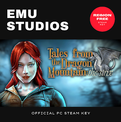 £1.27 • Buy Tales From The Dragon Mountain: The Strix (PC) Steam Key Hidden Object Game