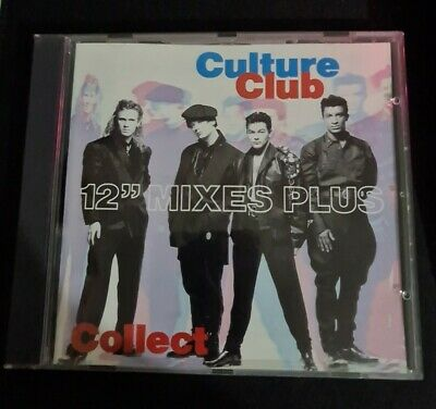 £4.99 • Buy Culture Club, Collect: 12  Mixes Plus - 1991 CD