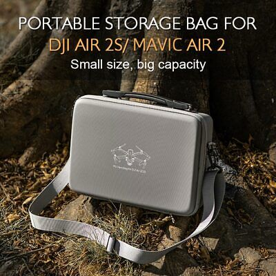 AU59.99 • Buy Durable Shockproof Carrying Case Travel Storage Bag For DJI Mavic Air 2S Drone
