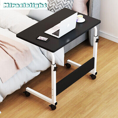 £15.79 • Buy Notebook Computer Desk Adjustable Portable Laptop Table Trolley Sofa Bed Tray UK