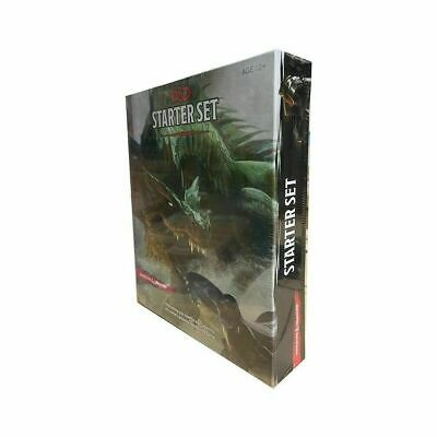 AU56.70 • Buy Dungeons And Dragons Starter Set Roleplaying Games K1