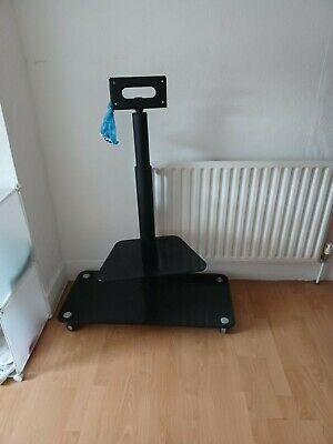 £30 • Buy Mobile TV Cart Floor Stand Mount Home Exhibition Trolley For 23 -60  Television