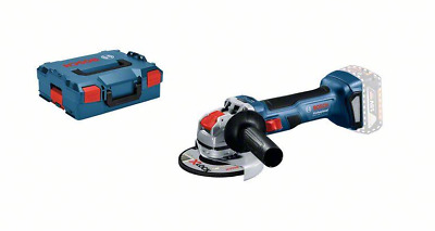 £156.70 • Buy Bosch GWX 18V-7 Cordless Angle Grinder 115mm (Bare) In L-BOXX 06019H9104