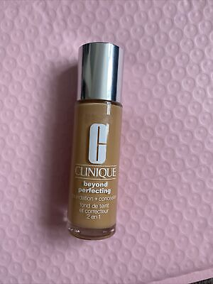 £15 • Buy Clinique Beyond Perfecting Foundation & Concealer