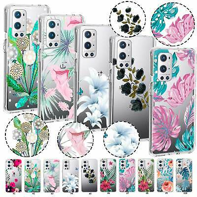 AU6.75 • Buy Anti-scratch Flower Case Cover For OnePlus Nord N10 N100 N200 CE 5G 9R 9/8 Pro