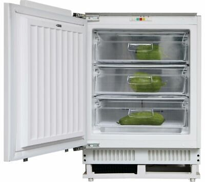 £209 • Buy HOOVER HBFUP130NK Integrated Undercounter Freezer #2200710