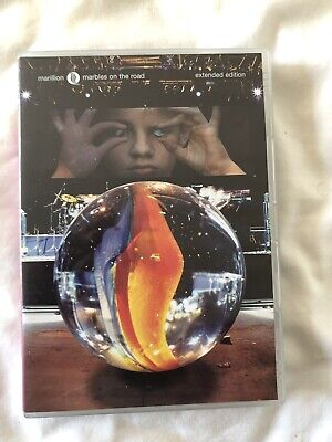 £35 • Buy Marillion Marbles On The Road 2DVD Extended Edition