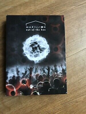 £50 • Buy Marillion Out Of The Box 3DVD Box Set