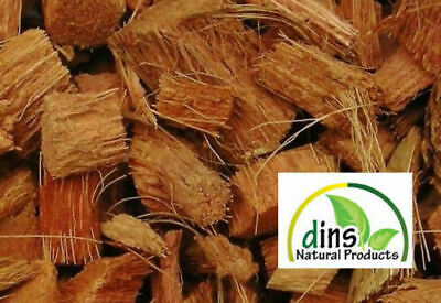 £5.99 • Buy Clean Coconut Husk Fiber, Chips, Bites Orchids Flowers,anthurium Free Shipping
