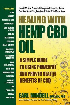 £12.54 • Buy Healing With Hemp CBD Oil: A Simple Guide To Using Powerful And Proven Health