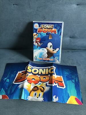 £5.99 • Buy Sonic Boom - The Sidekick (DVD, 2016) Poster Included