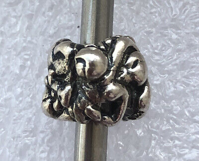 £38 • Buy Authentic Sterling Silver TROLLBEADS TRANSITION WOMAN. New & Retired