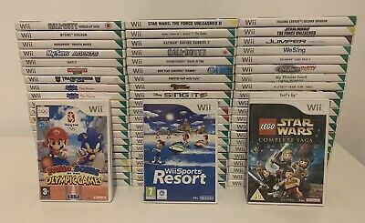 £6.85 • Buy Nintendo Wii Games - Pick Up Your Games - FREE P&P PAL
