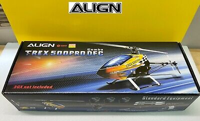 £534.02 • Buy Align Trex 500 Pro DFC COMBO RC HELICOPTER NIB