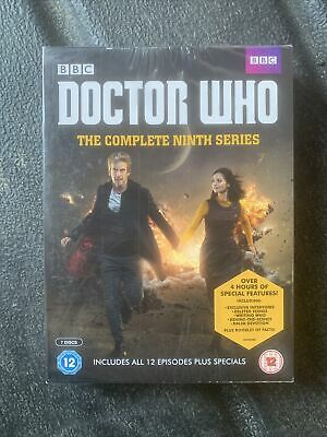 £10 • Buy Doctor Who - Series 9 [DVD] [2015] NEW SEALED FREE POSTAGE