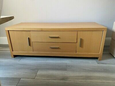 £100 • Buy TV Cabinet Wood - Used - Excellent Condition - NEXT