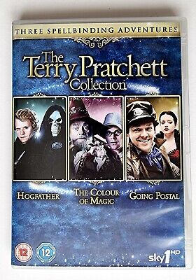 £35 • Buy The Terry Pratchett Collection - DVD