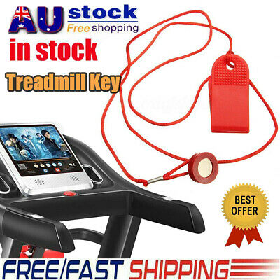 AU8.56 • Buy Treadmill Safety Safe Key Magnet Running Machine Magnetic Security Switch LockUA