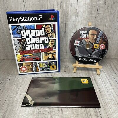 £4.98 • Buy Grand Theft Auto: Liberty City Stories (PS2)  PlayStation2 - Map Only No Manual