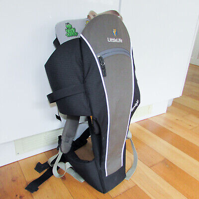 £48.99 • Buy LittleLife Ultralight Backpack Baby Toddler Child Hiking Carrier6 Month To 3yrs