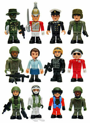 £1.35 • Buy Character Building HM Armed Forces Series III - Micro Figures