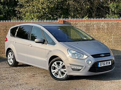 £8295 • Buy FORD S-MAX 2.0 TDCi Titanium Powershift, 7 Service Stamps