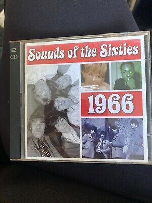 £3 • Buy Sounds Of The Sixties - 1966 [TIME LIFE] - 2 Cds