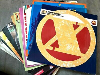 """£39.95 • Buy 20 X Old Skool Records - All From 88-95 !! - 12"""" Vinyl Collection Rave Dj Lot 1"""