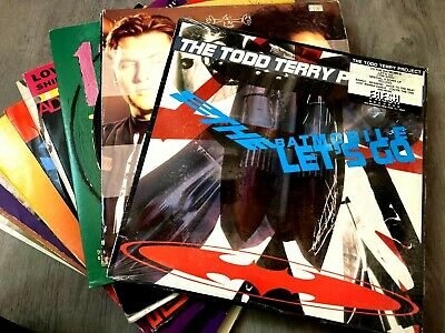"""£39.95 • Buy 20 X Old Skool Records - All From 88-95 !! - 12"""" Vinyl Collection Rave Dj Lot 5"""