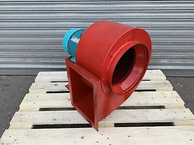 £699.99 • Buy Centrifugal Fan Blower Extractor 2.2kW Fume Laser Smoke Spray Booth Exhaust