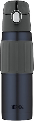 AU25.99 • Buy Thermos Stainless Steel Vacuum Insulated Hydration Bottle, 530ml, Midnight Blue,