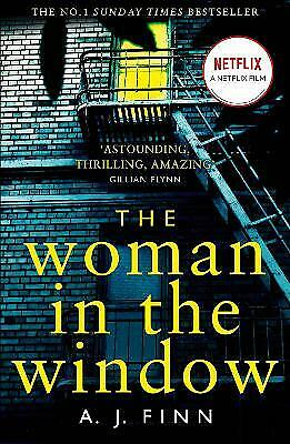 AU13.95 • Buy The Woman In The Window By A.J. Finn Large Paperback Book