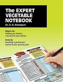 £2.54 • Buy The Expert  Vegetable Notebook: Begins By Helpin...   Book   Condition Very Good