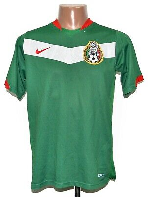 £44.99 • Buy Mexico National Team Signed 2006/2007 Home Football Shirt Jersey Nike Size S