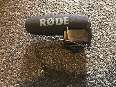 £100 • Buy Rode VideoMic Pro Compact Directional On-camera Microphone