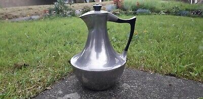 £9.99 • Buy Tom Neal Arts & Crafts Style Pewter Coffee Pot Or Hot Water Jug