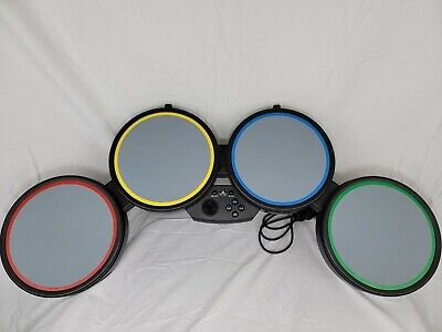 £36.37 • Buy Rock Band PlayStation 3 PS2 822148 Harmonix Wired Drum Set Guitar Hero No Stand