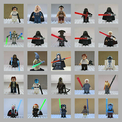 £3.19 • Buy Star Wars Action Mini Figures Models Darth Vader Han Solo Kylo Red Leia Toys