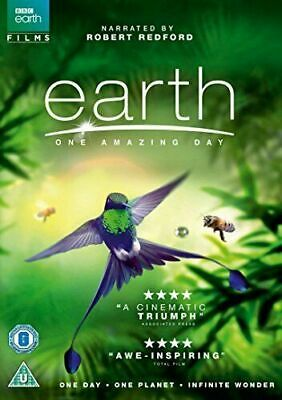 £3.99 • Buy Earth One Amazing Day (Robert Redford) DVD New & Sealed