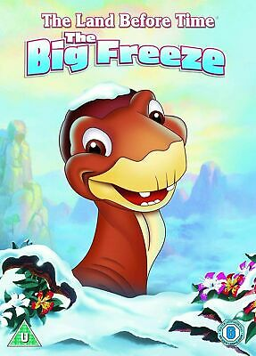 £3.49 • Buy The Land Before Time The Big Freeze DVD New & Sealed